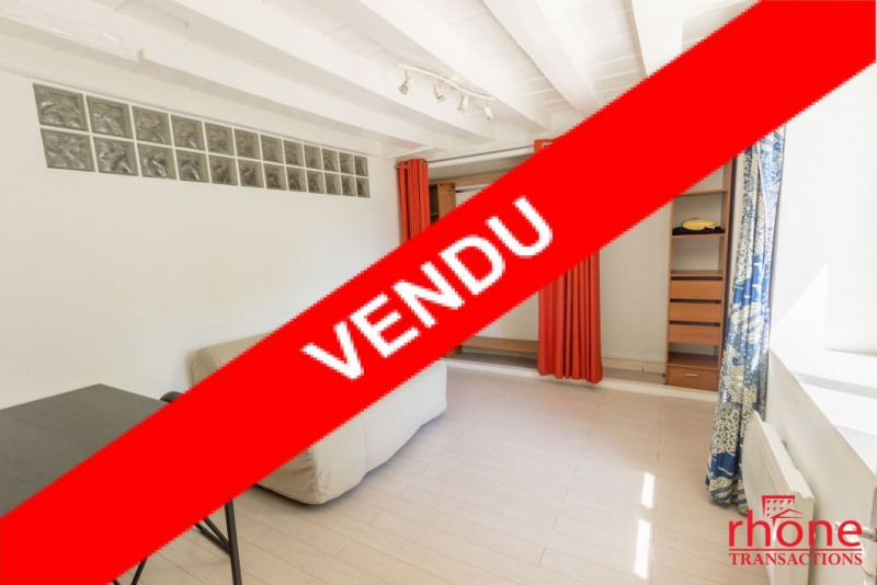 Vente appartement Lyon 4ème 220 000€ - Photo 1