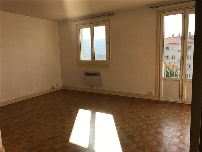 Location appartement St romain en gal 550€ CC - Photo 1