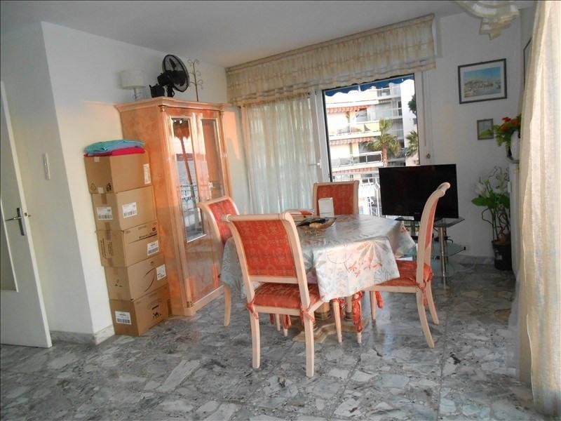 Vente de prestige appartement Juan les pins 434000€ - Photo 6