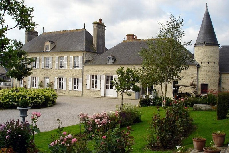 Deluxe sale chateau Ste mere eglise 785 000€ - Picture 1