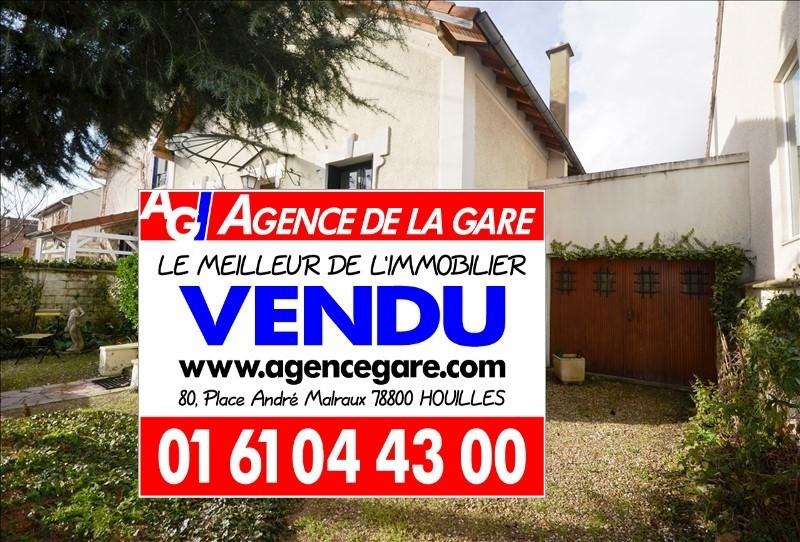Vente maison / villa Houilles 378000€ - Photo 2
