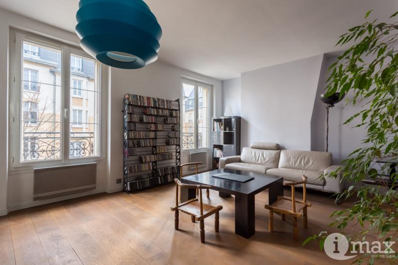 Vente appartement Paris 18ème 450000€ - Photo 3