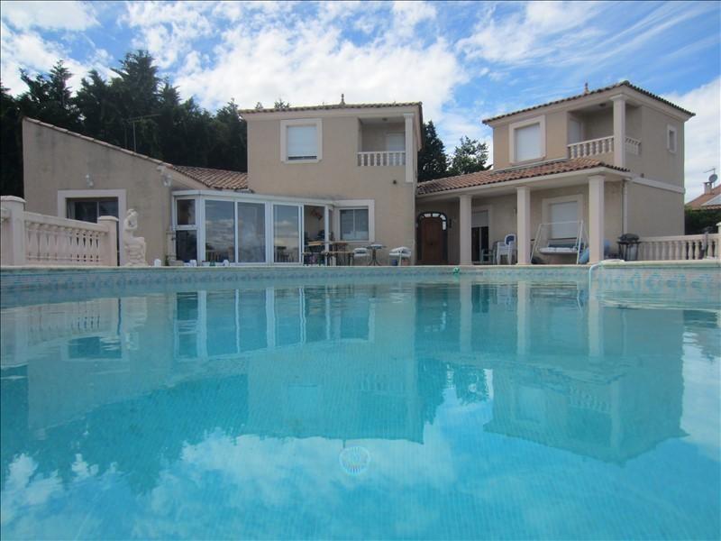 Vente de prestige maison / villa St bres 635000€ - Photo 1