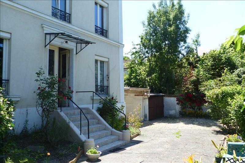 Vente maison / villa Le raincy 376000€ - Photo 2