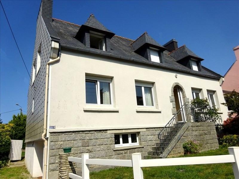 Sale house / villa Lannilis 158000€ - Picture 1