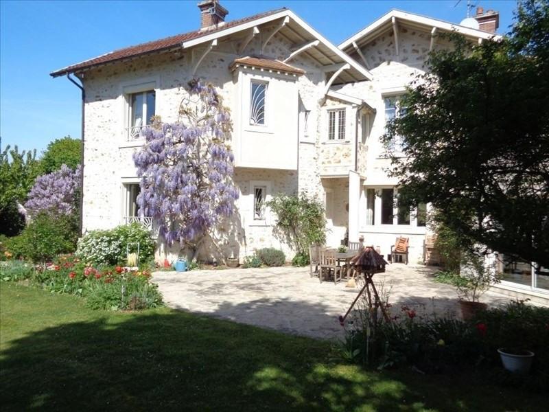 Deluxe sale house / villa Bois le roi 990000€ - Picture 3