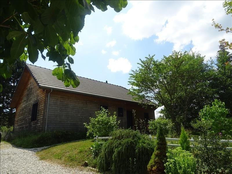Sale house / villa La villeneuve-au-chene 229500€ - Picture 2