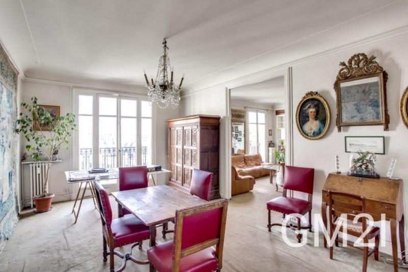 Vente de prestige appartement Paris 16ème 2100000€ - Photo 10