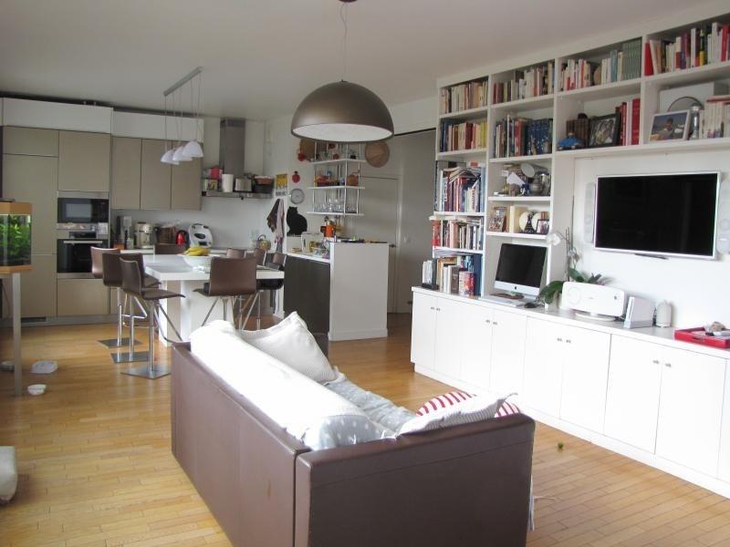 Deluxe sale apartment Boulogne billancourt 1250000€ - Picture 5