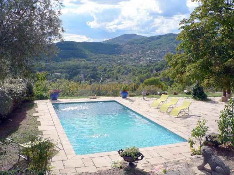 Immobile residenziali di prestigio casa Fayence 892500€ - Fotografia 4