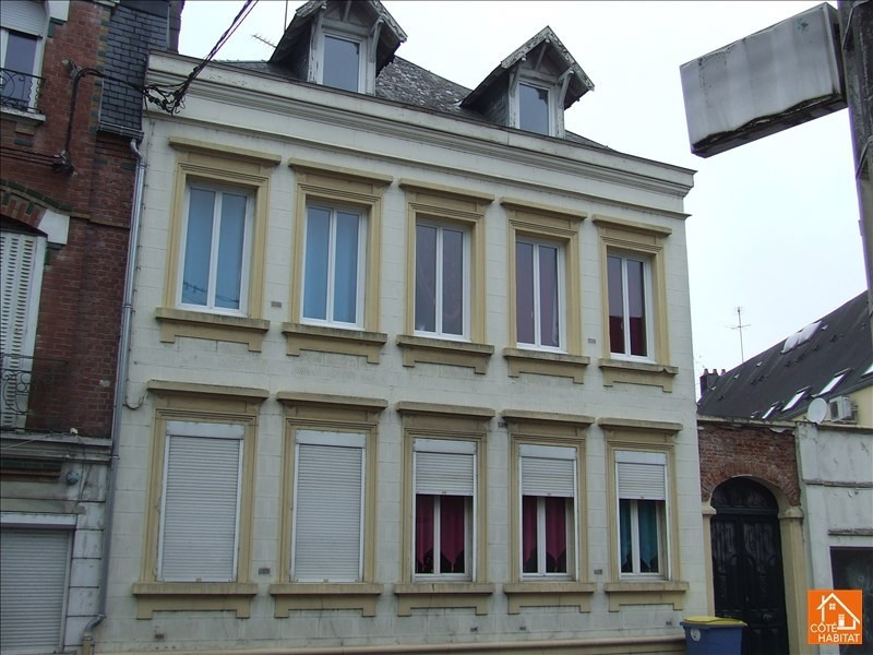 Vente immeuble Hirson 135 000€ - Photo 1