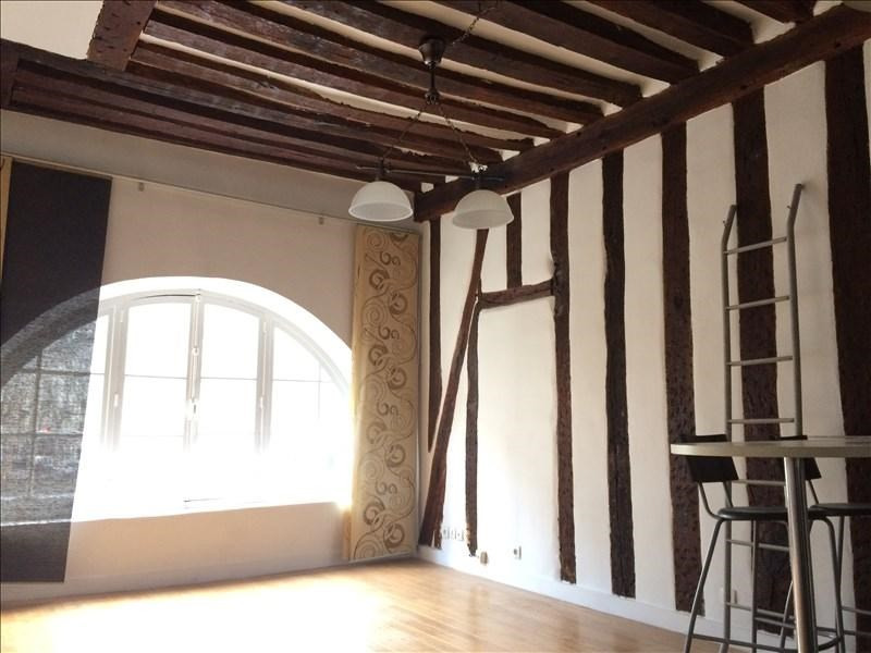 Location appartement Paris 5ème 950€ CC - Photo 1