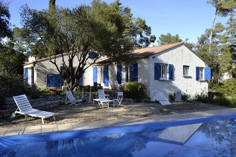 Vente de prestige maison / villa St clement de riviere 575000€ - Photo 1