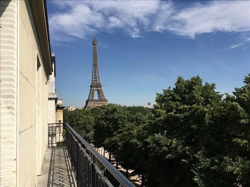 Locação apartamento Paris 7ème 5378€ CC - Fotografia 1