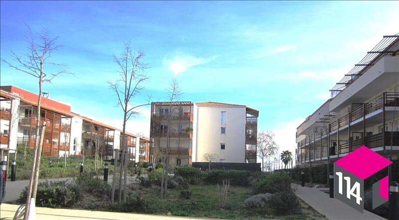 Rental apartment Baillargues 570€ CC - Picture 1