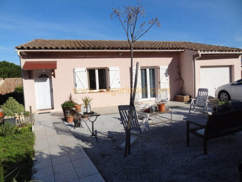 Life annuity house / villa Carcassonne 77600€ - Picture 1