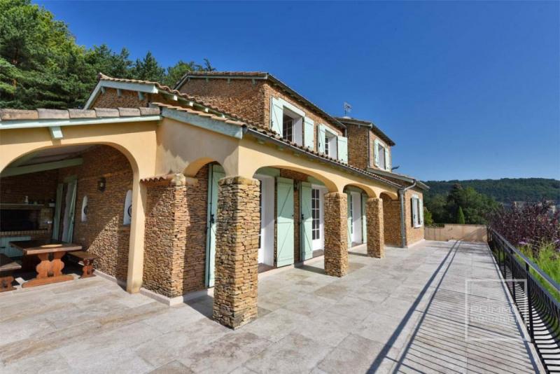 Vente de prestige maison / villa Couzon au mont d or 950000€ - Photo 2