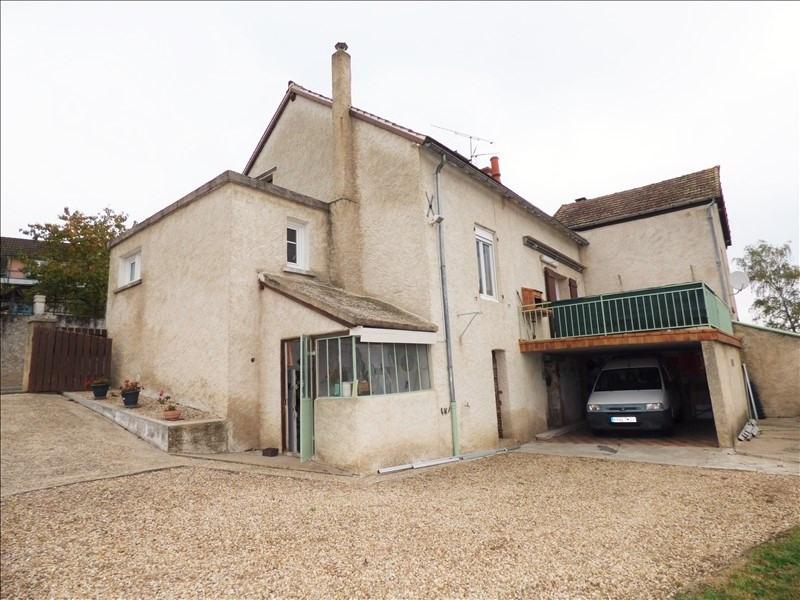 Vente maison / villa Chatel de neuvre 146000€ - Photo 1