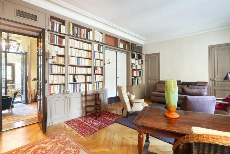 Revenda residencial de prestígio apartamento Paris 5ème 1200000€ - Fotografia 2