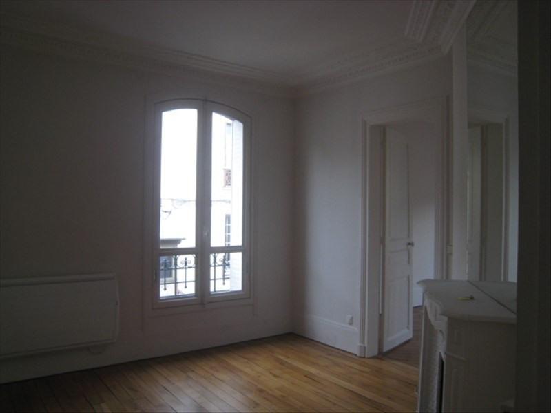 Rental apartment St cloud 1080€ CC - Picture 2