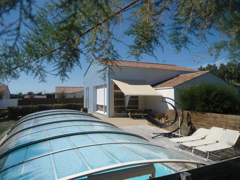 Vente maison / villa St vincent sur jard 374000€ - Photo 8