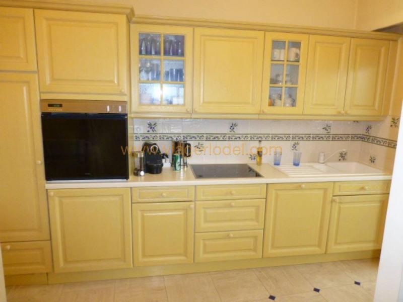 Vendita nell' vitalizio di vita appartamento Villeneuve-loubet 488500€ - Fotografia 13