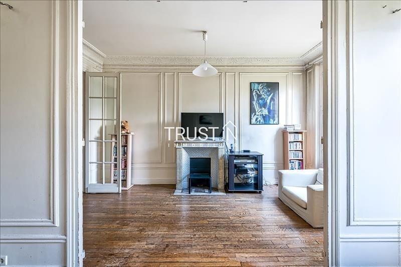 Vente appartement Paris 15ème 452000€ - Photo 1