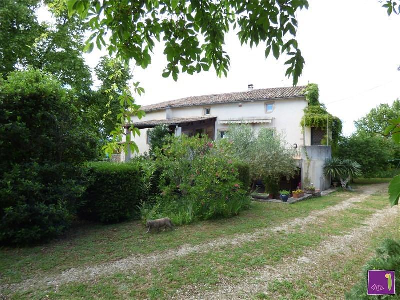 Deluxe sale house / villa Barjac 542000€ - Picture 4