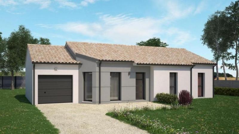 Maison  4 pièces + Terrain 3200 m² Chauvigny par Maisons Ericlor
