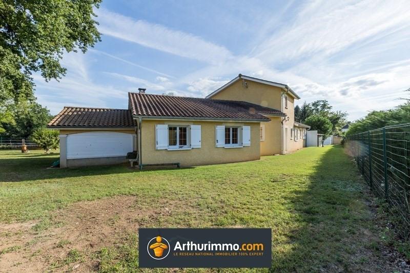 Vente maison / villa Morestel 395000€ - Photo 7