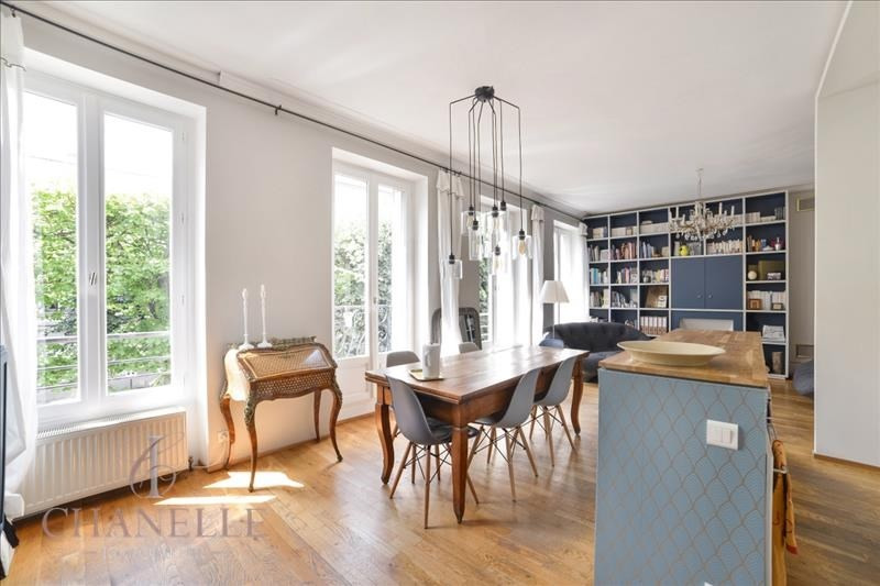 Deluxe sale apartment Vincennes 990000€ - Picture 1