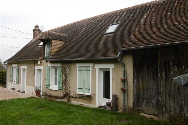 Vente maison / villa Bonneveau 118500€ - Photo 1