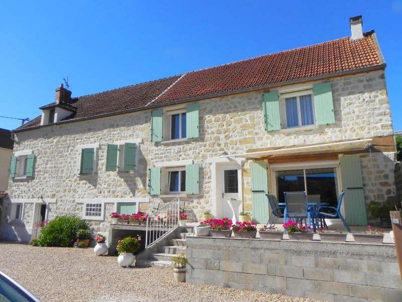 Sale house / villa Maurecourt 549000€ - Picture 8