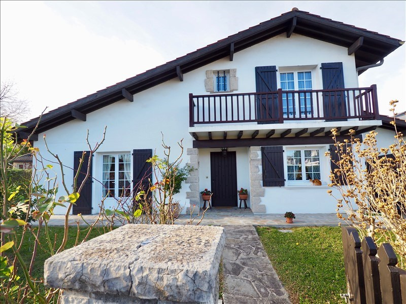 Vente de prestige maison / villa St jean de luz 630000€ - Photo 1