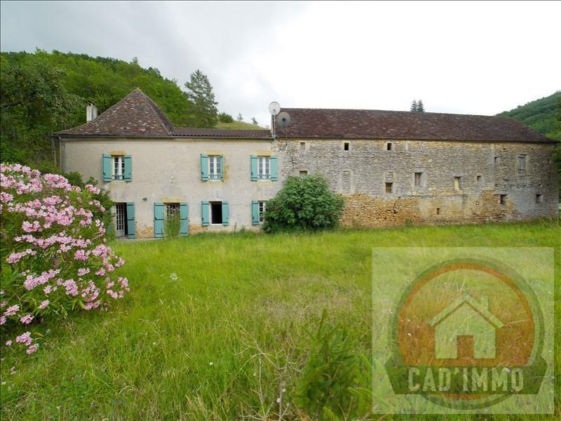 Sale house / villa Badefols sur dordogne 161000€ - Picture 1