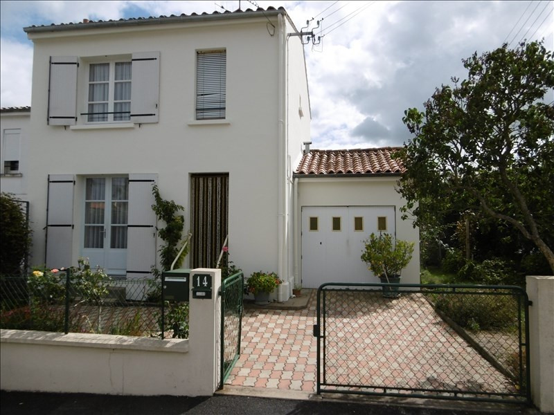 Vente maison / villa Niort 132 000€ - Photo 1