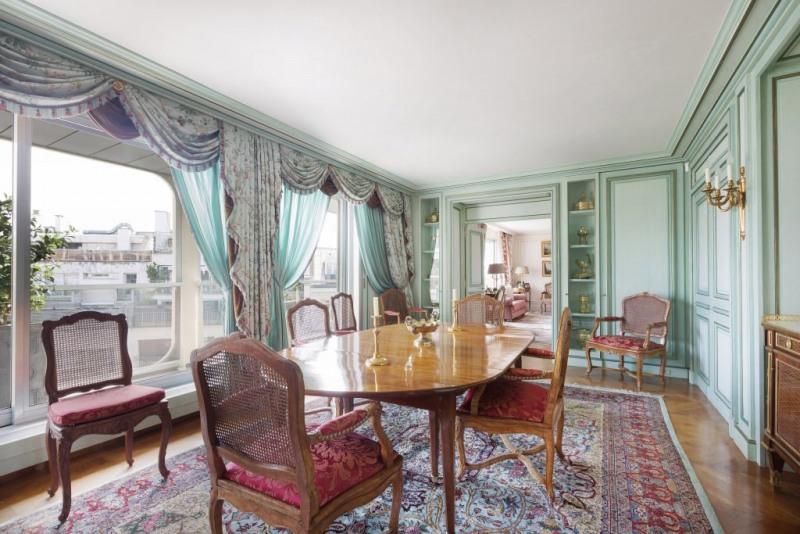 Revenda residencial de prestígio apartamento Paris 16ème 3450000€ - Fotografia 9