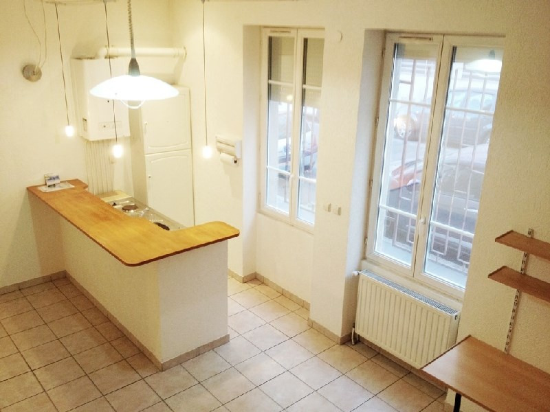 Vente appartement Villeurbanne 112 000€ - Photo 1