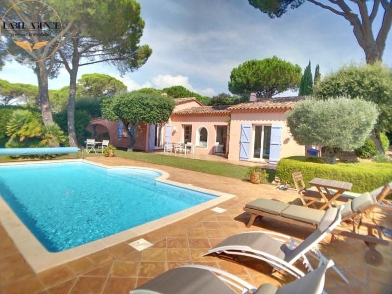 Vente de prestige maison / villa Ste maxime 1820000€ - Photo 1