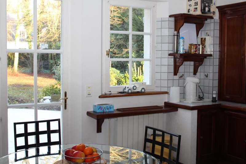 Deluxe sale house / villa Lamorlaye 898000€ - Picture 5
