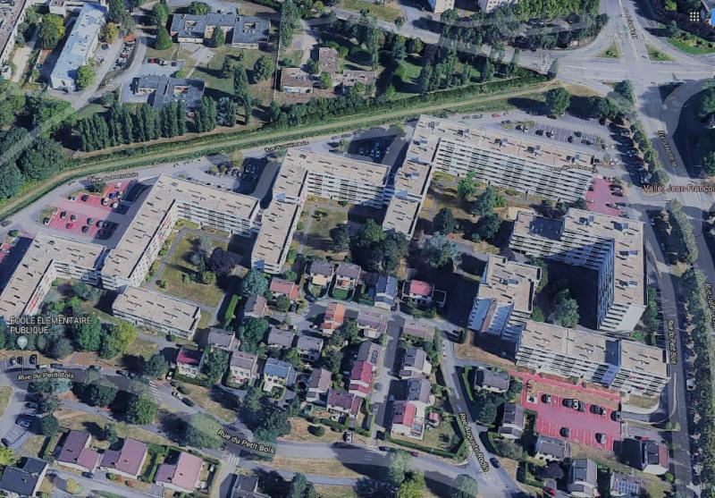 Sale parking spaces Plaisir 15800€ - Picture 1