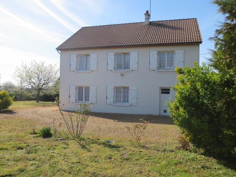 Vente maison / villa Selles sur cher 127200€ - Photo 2