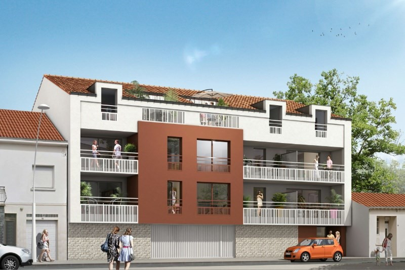 R sidence cybele programme immobilier neuf ch teau d for Residence immobilier