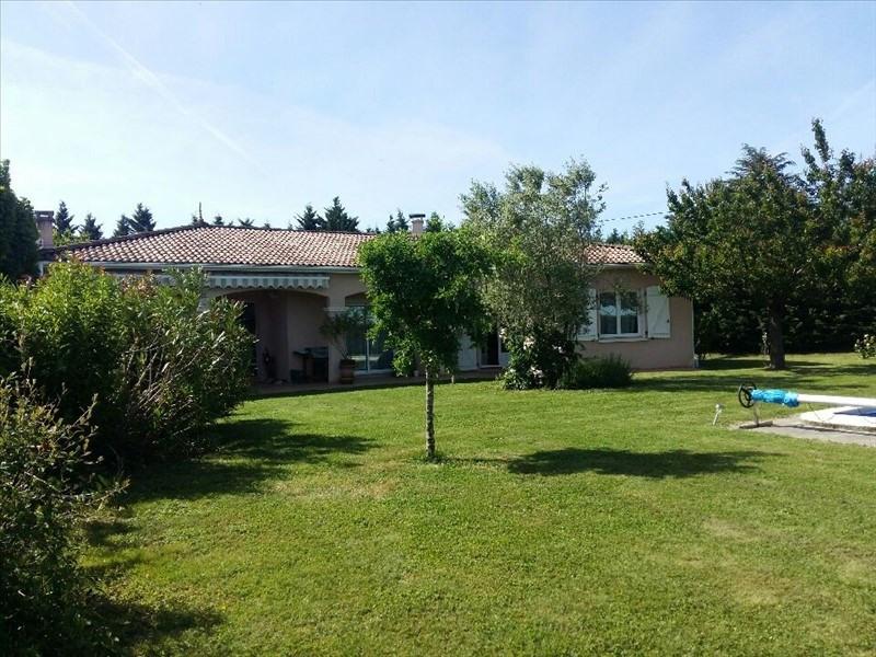 Sale house / villa Ste colombe en bruilhois 262500€ - Picture 2