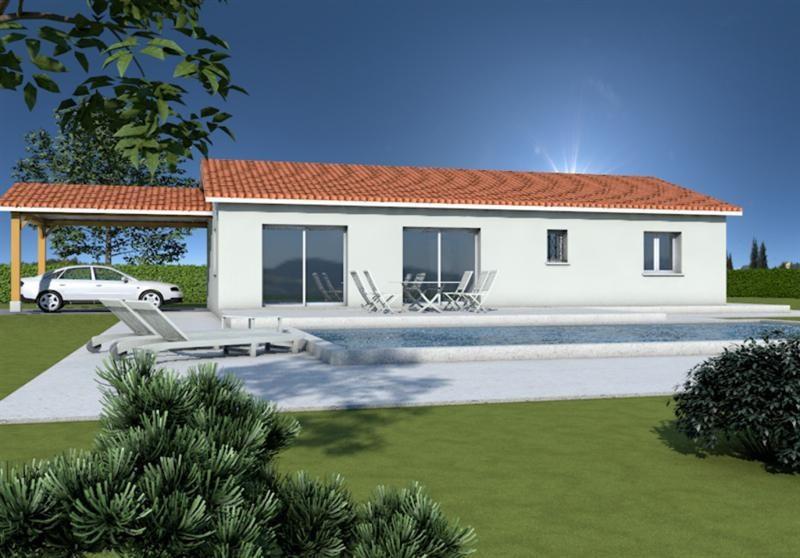 Maison  6 pièces + Terrain 1300 m² Fleurville par MAISONS ARLOGIS