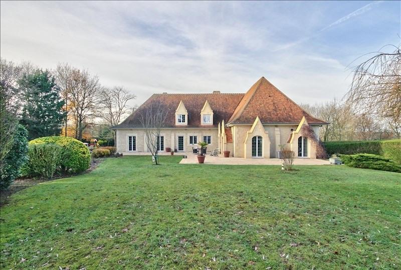 Vente de prestige maison / villa Verson 1100000€ - Photo 1