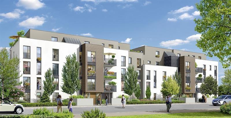 Le quat 39 zarts programme immobilier neuf strasbourg for Immobilier strasbourg neuf