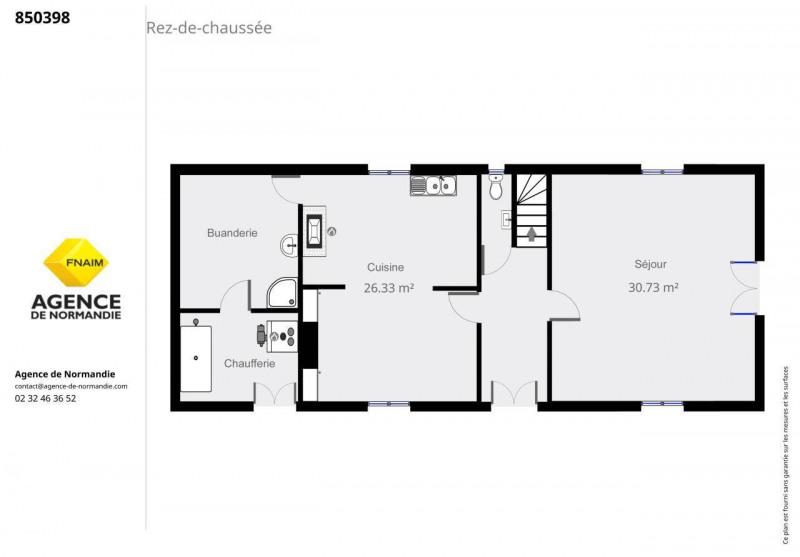 Rental house / villa Verneusses 875€ CC - Picture 5