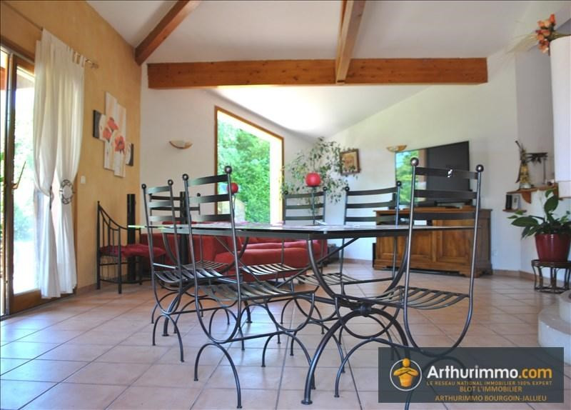 Vente maison / villa Ruy 382000€ - Photo 5