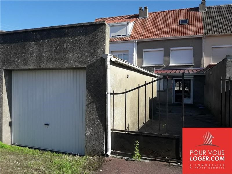 Vente maison / villa Boulogne sur mer 167840€ - Photo 3